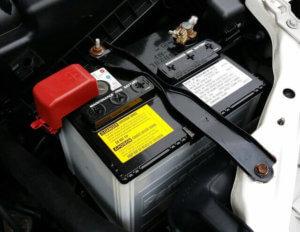 Auto startet nicht - troz voller batterie