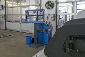 Auto ohne Tüv verkaufen - abgasanlage