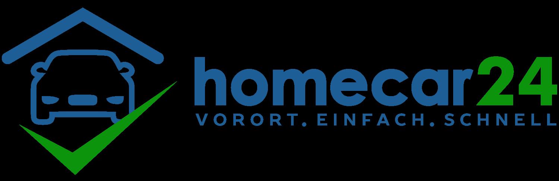 homecar24.de – Ihr Autoankauf vor Ort Logo