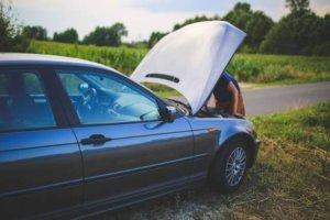 Auto Anlasser defekt: